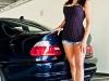 Cars & Girls BMW E46 M3 & Ashley