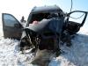 Car Crash BMW X5 Head-on Collision in Russia
