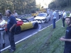 Car Crash Eight Cars Involved in Crash at Nürburgring