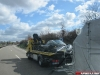Car Crash Pagani C9 Test Mule