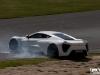 Car Crash Zenvo ST1 Goes Off-Track