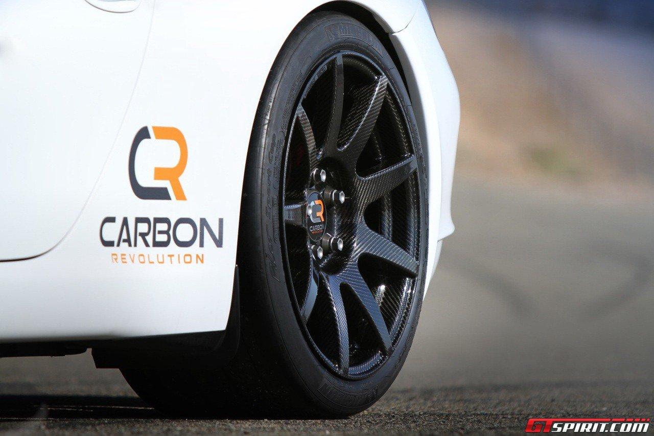 Carbon Revolution CR9 - First One-piece Carbon Fiber Rim Photo 2