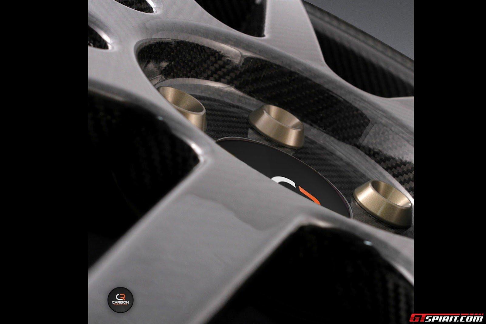 Carbon Revolution CR9 - First One-piece Carbon Fiber Rim Photo 6