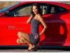 Cars & Girls: Ferrari 360 Challenge Stradale & Jen