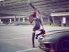 Cars & Girls Carlsson C25 & Asian Babe