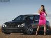 Mercedes E55 AMG & Jordan