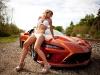 Cars & Girls Falcon F7 & Beth Stalker