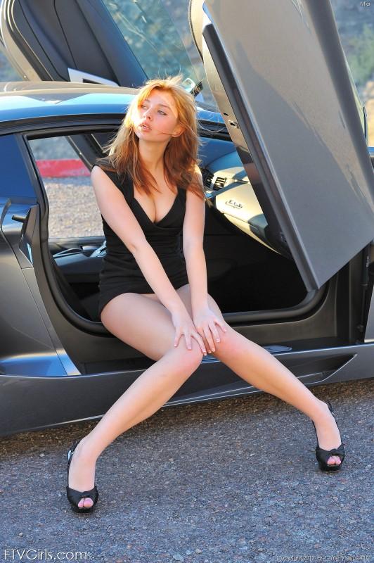 Ftv Girls Lamborghini Aventador Sex Porn Images