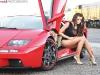 Cars & Girls: Lamborghini Diablo VT & Jenna