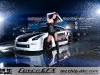 Cars & Girls Nissan GT-R & German Playmate Silvia Hauten 001