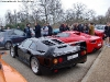 Cars & Coffee January 2012 in Paris