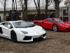 Cars & Coffee March 2012 in Paris