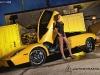 Cars & Girls Lamborghini Murcielago & Kasie Wyland