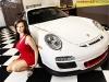 Cars & Girls Porsche 911 GT3 RS and Jordan