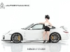 Cars & Girls Shellee Nemechek & Modified Porsche 911 GT3