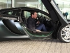 McLaren Develop Special 12C Color for Mark Cavendish