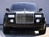 Celebrity Auto Group Rolls-Royce Phantom with Build-in iPads