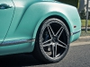 Celeste Blue Pearlescent Bentley Continental GTC Limited Edition