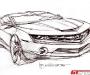 Chevy Camaro Factory