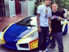 Chris Brown Lamborghini Gallardo Hot Wheels