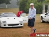 Chris Evans and His Ferrari Collection