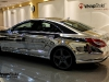 Chrome Mercedes-Benz CLS by WrapStyle 002