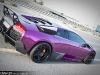 Chrome Purple Lamborghini LP 670-4 SV