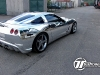 Chrome Chevrolet Corvette by Tintek.cz