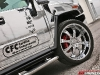 Chrome Hummer H2 by CFC
