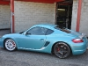 Porsche Cayman S - Curbstone Track Events