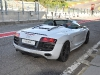 Audi R8 V10 Spyder - Curbstone Track Events