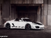 Custom Widebody Porsche Boxster Spyder with Forgestar Wheels