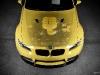 Dakar Yellow BMW E90 M3 Supercharged by EAS