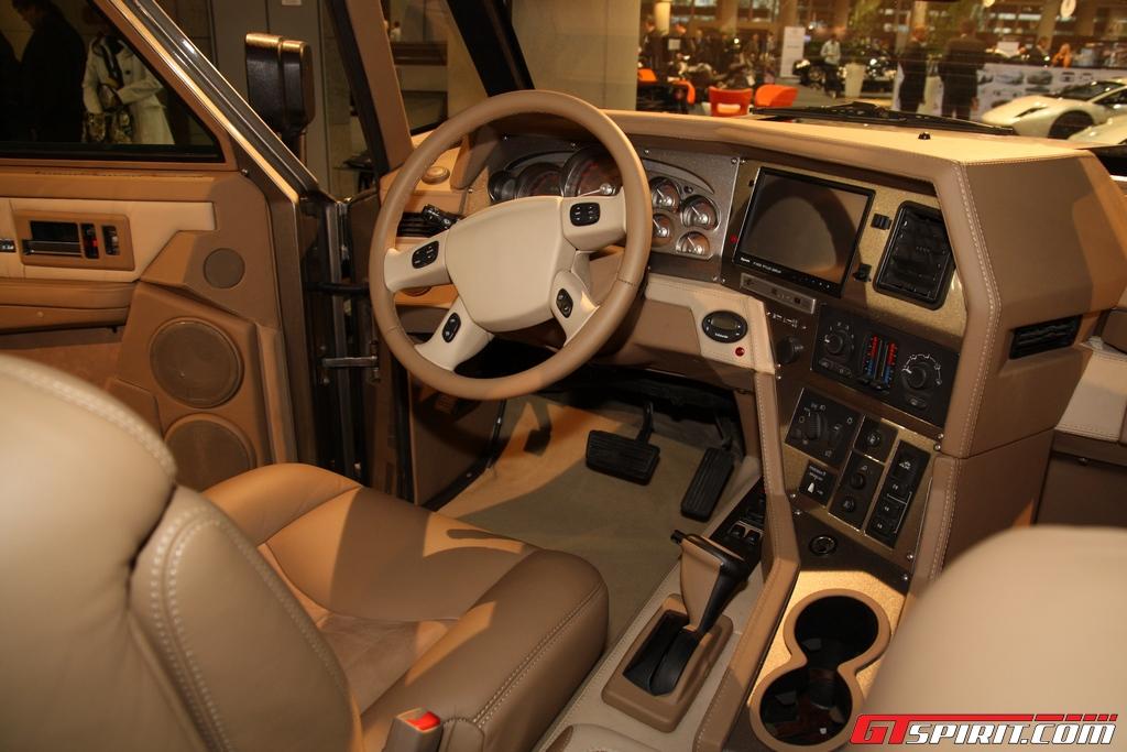 Dartz Kombat T98 luxury SUV