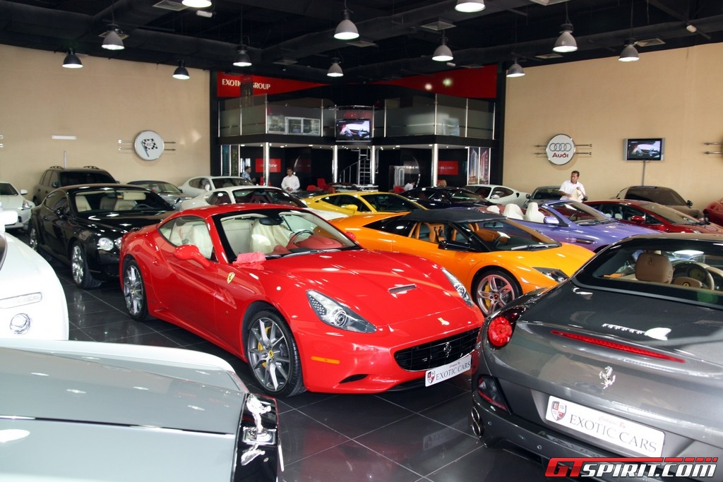 Expensive Car Dealerships Near Me