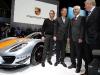 Detroit 2011 Porsche 918 RSR Hybrid Live Photos