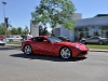 Ferrari F12 Berlinetta on the move