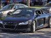 Audi R8 making an entrance