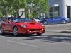 Ferrari 550 Barchetta on the move