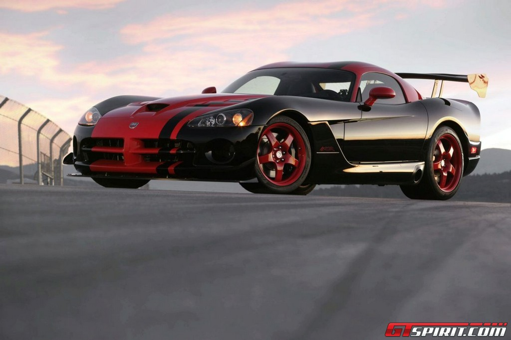 Dodge Viper ACR 1.33 Edition. Picture 3 of 5