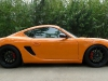 Duke Dynamics Bodykit for Porsche Cayman S