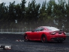 Duo Maserati GranTurismo MC Stradale on Vellano Wheels