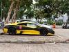 Wrapped Lamborghini Murcielago LP-640s in Hong Kong