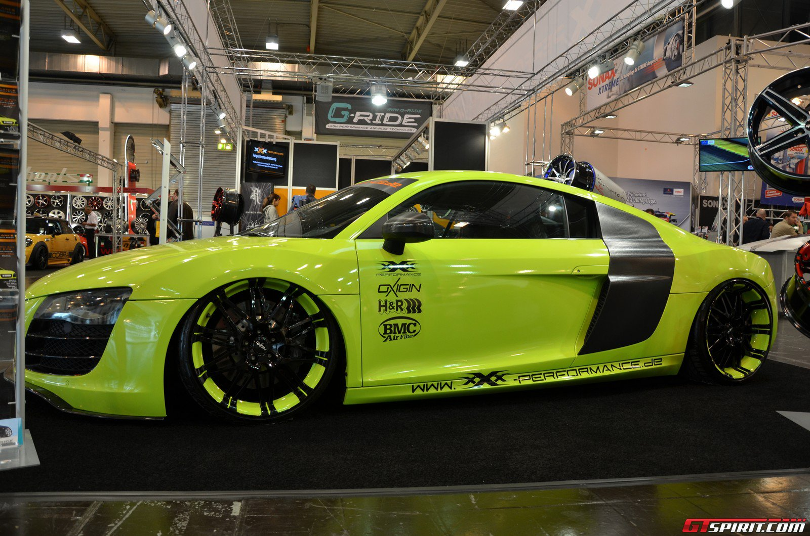 essen 2012 audi r8 v10 by xxx performance photo 7. Black Bedroom Furniture Sets. Home Design Ideas