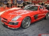 Essen 2010 Mercedes-Benz SLS AMG Widestar by Brabus - Red