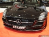 Essen 2010 Mercedes-Benz SLS AMG Widestar by Brabus - Black