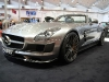 Essen 2011 Brabus Mercedes SLS Roadster