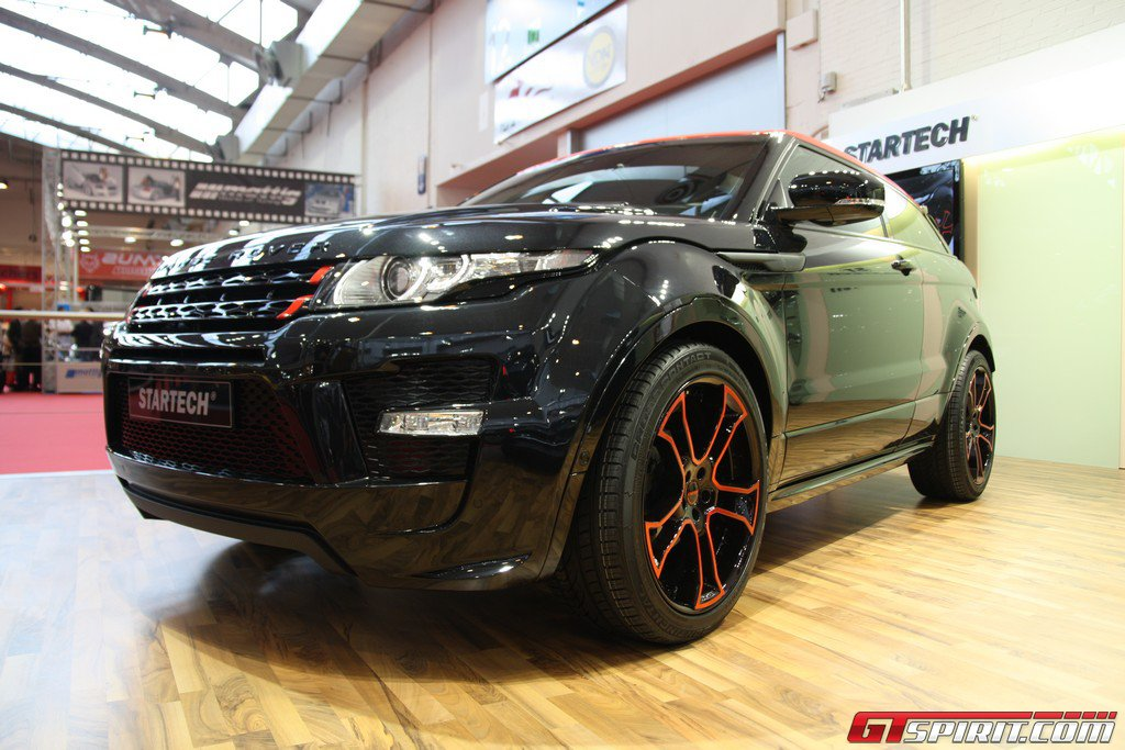 Essen 2011 Range Rover Evoque by Startech