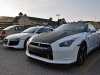 GT-R and Audi R8