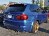 BMW X5M on PUR Wheels